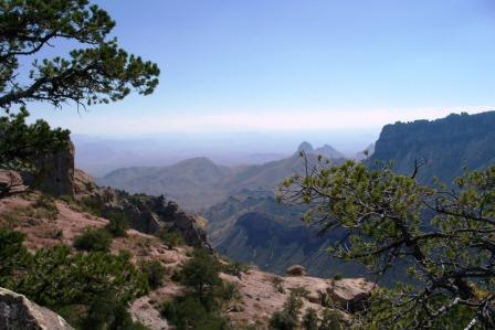 End of trail vista